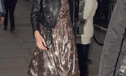 Celebrity Looks: The Leather Jacket