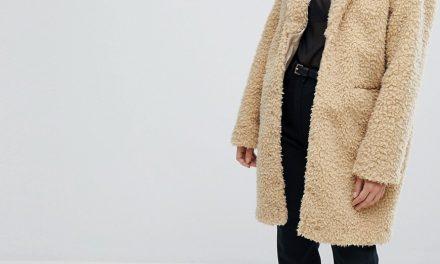 Winter's IT Jacket: The Teddy Bear