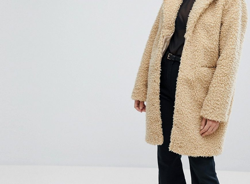 Winter's IT Jacket: The Teddy Bear