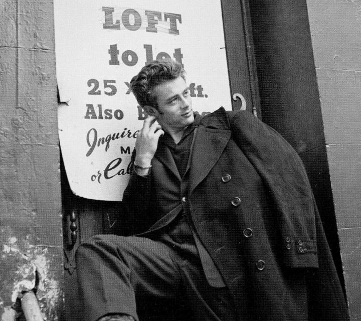 26228b9cfd Style Icon  James Dean s Coolest Jackets