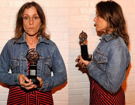 Frances McDormand Levi's Jacket