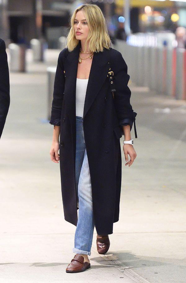 Margot Robbie Street Style