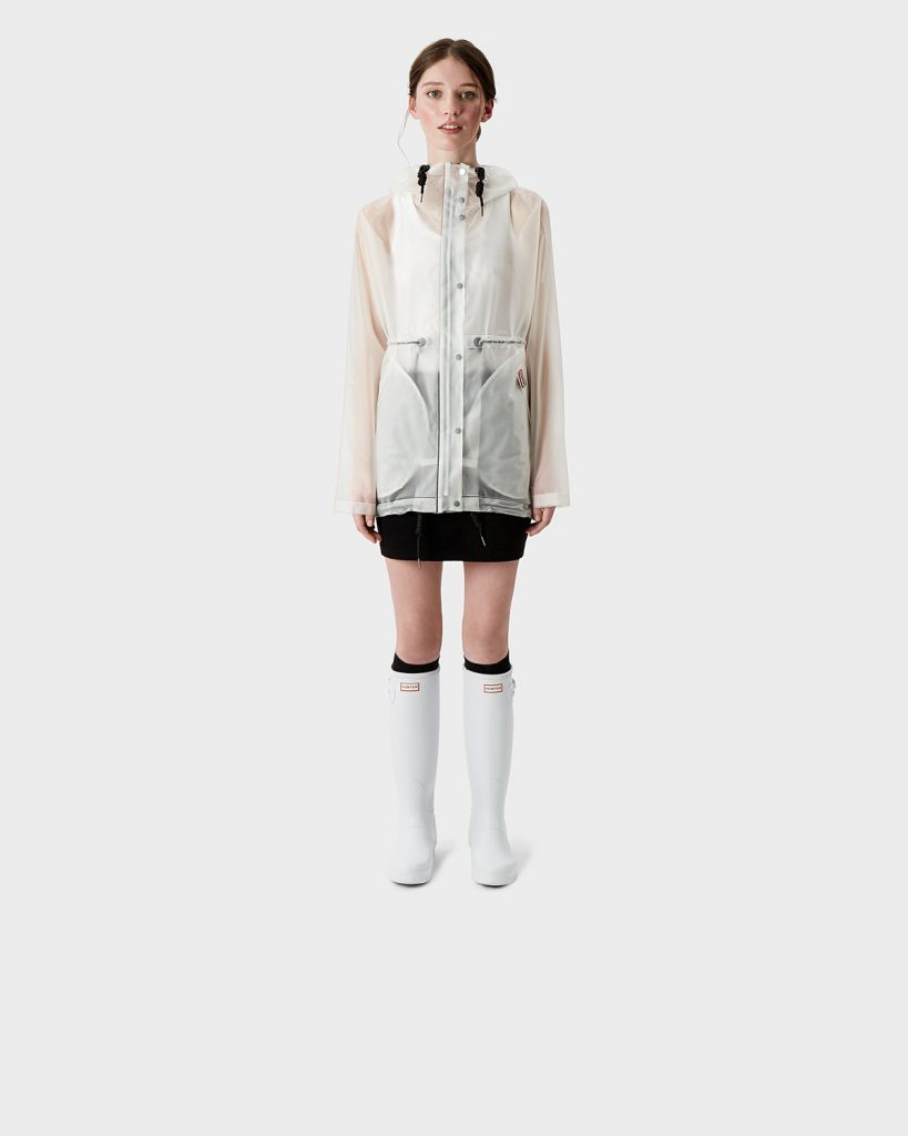 White Hunter Smock