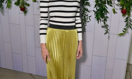 Jaime King's Outfit You Already Have In Your Closet