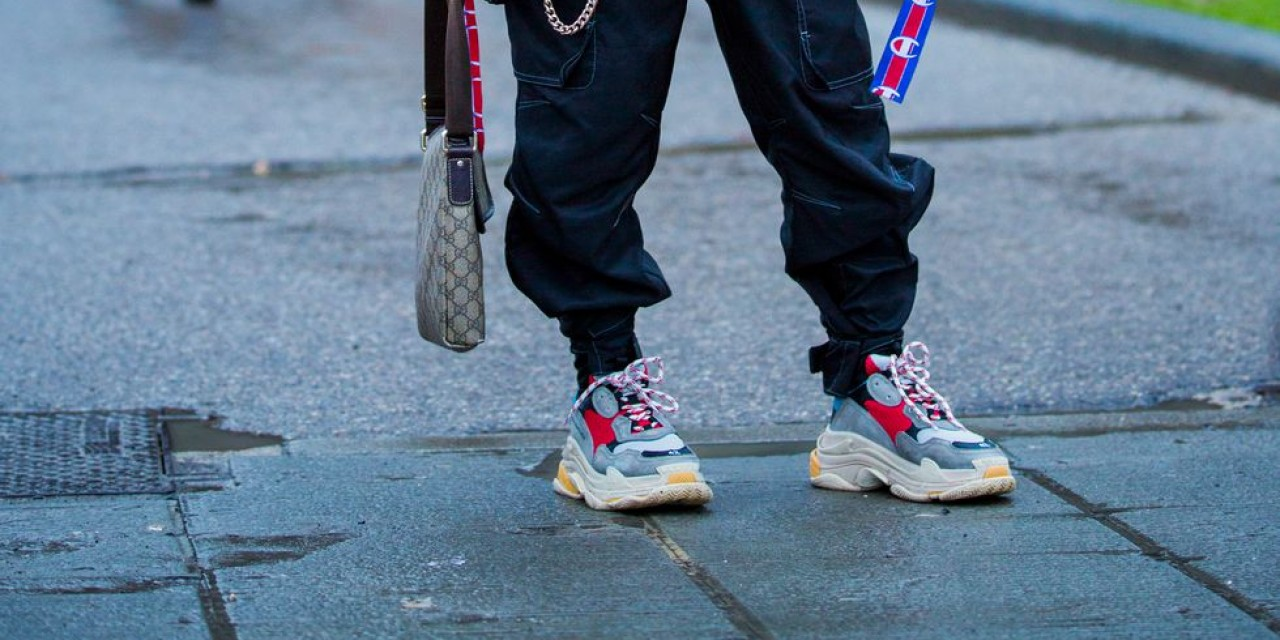 Dad Sneakers: Would You Try This Controversial Trend?