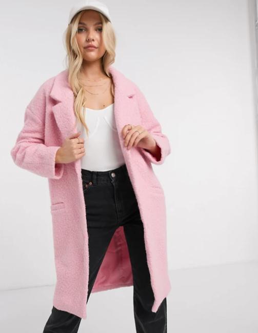 Liquorish fluffy straight coat