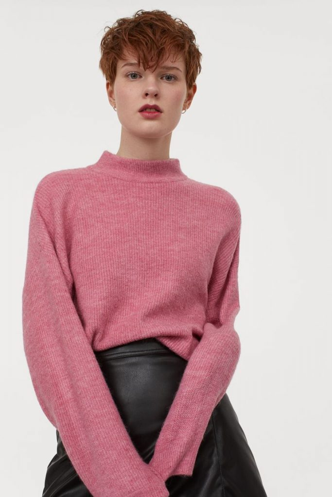 Wide Cut H&M Sweater